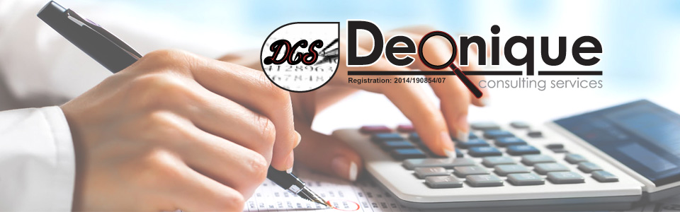 DeoniqueConsultingServices PretoriaNewEast AccountingServices update
