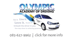 olympic driving ad