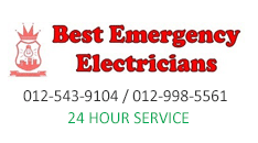 best emergency electrician pta ad