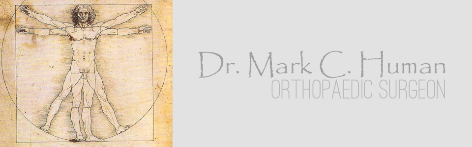 dr mark c human orthopaedic surgeon randburg