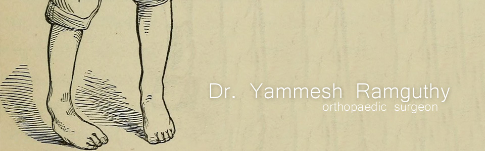 dr yammesh ramguthy orthopaedic surgeon midrand