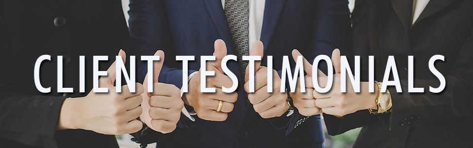 The Look Guide Client Testimonials